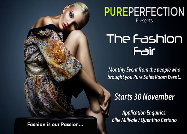 The Fashion Fair Event