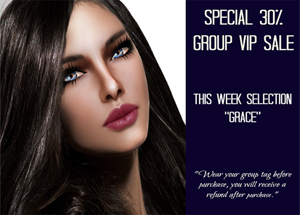 VIP Group Weekly Discount-Grace