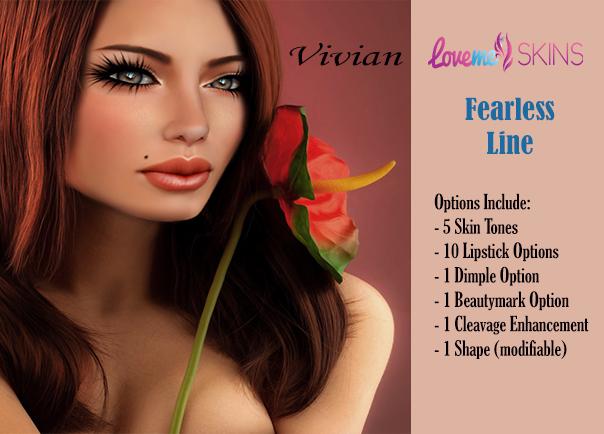 [LoveMe]Vivian Skin