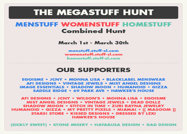 THE MEGASTUFF HUNT