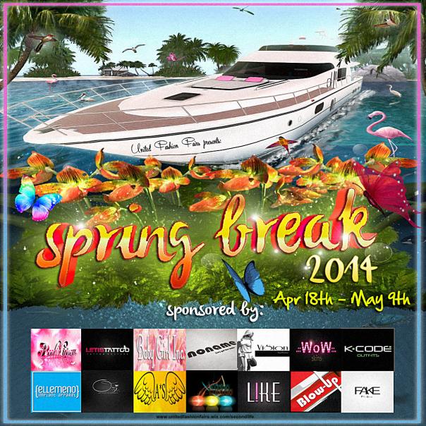 Spring Break Fair 2014