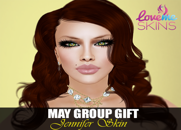LoveMe Skins May Group Gift