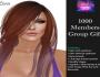 LoveMe Skins Special 1000 Members Group Gift –Lora