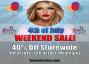 4th of July 40% Sale@LoveMeSkins