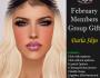LoveMe Skins – New February GroupGift