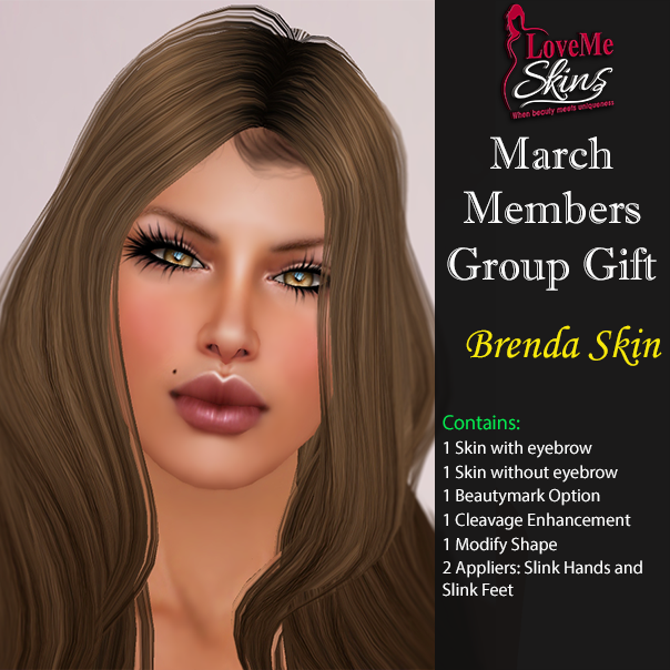 March Group Gift - Brenda