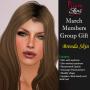 LoveMe Skins – New March GroupGift