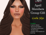 LoveMe Skins – New April Group Gift & Sale!
