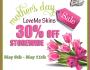 30% Off Sale!@LoveMeSkins