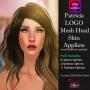 LoveMe Skins Omega Mesh Head Skin Appliers@The MakeoverRoom