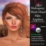 LoveMe Skins Mahogany Mesh Head Skin Appliers@The MakeoverRoom