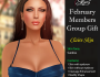 LoveMe Skin – New February Group Gift