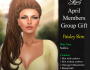LoveMe Skins – New April Group Gift & 50% Off Weekend Birthday Sale!